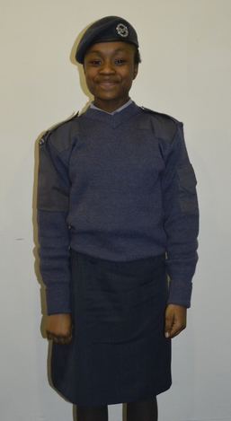 120 ATC Cadet Taila-Leigh Grose