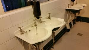 The original Thomas Crapper sinks
