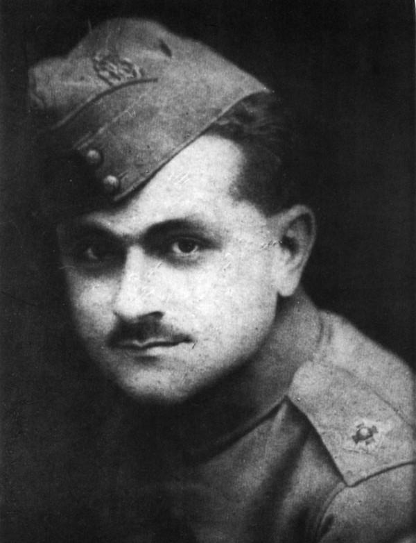 2Lt Welinkar, 1917