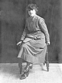Member Alexandra Moxey, circa 1918