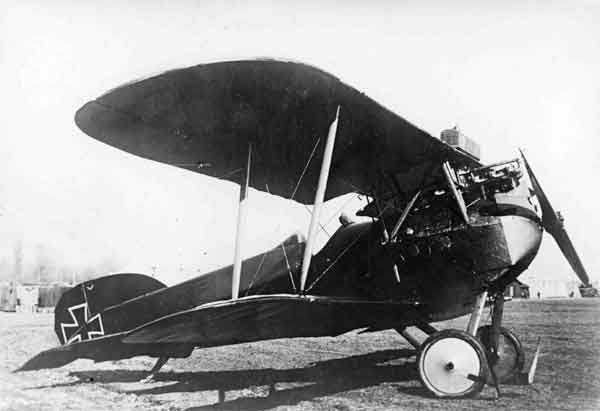 X003-2602/18803: Phönix D.I, LFT, photographed in 1917 or early 1918.