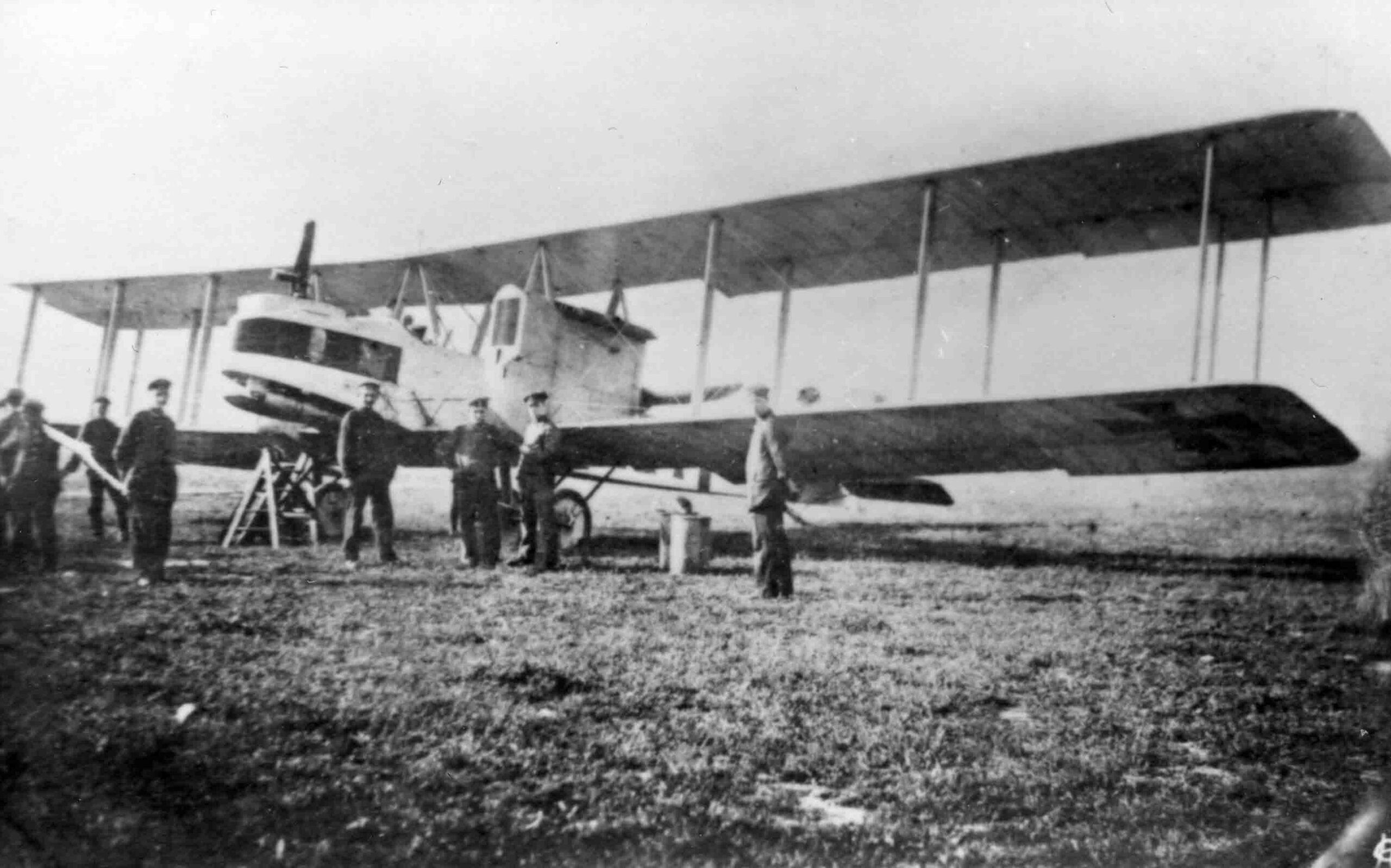 A Gotha G.IV