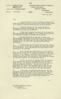 The letter that changed everything page 1
