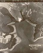 Damage to Möhne Dam