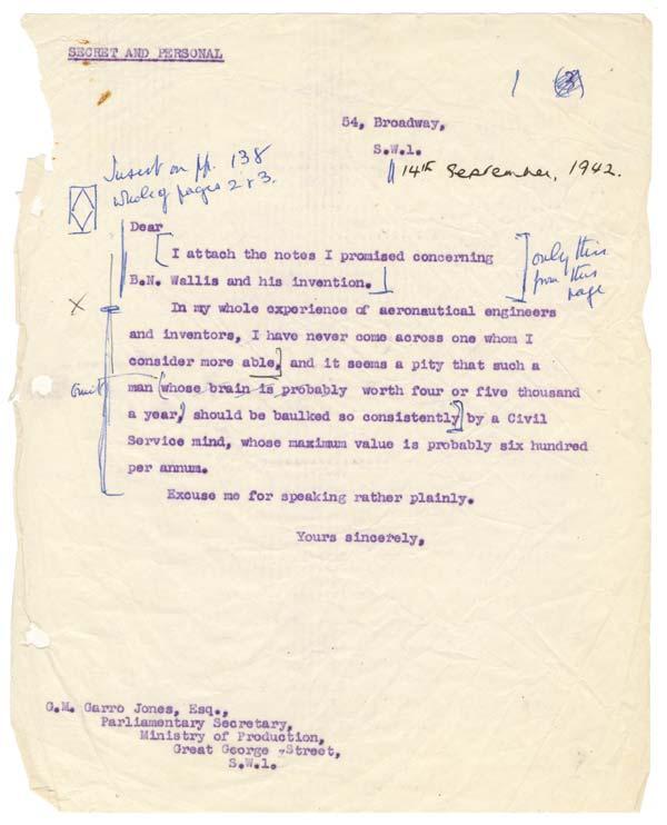 Winterbotham Letter