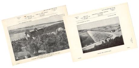 Target Photos of the Ruhr Dams