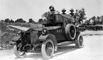 Armoured car unit