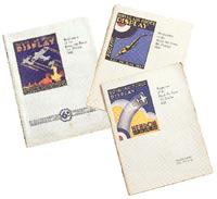 RAF Pageant programmes