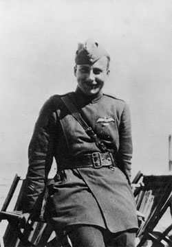 Alan Cobham while in the Royal Air Force