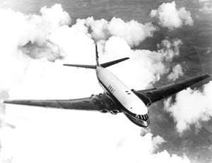 Comet in Flight