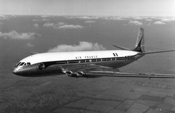 F-BGNX in flight