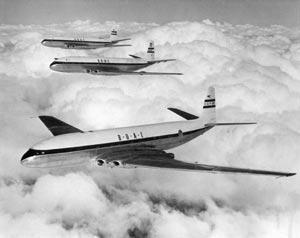 Comets in Flight