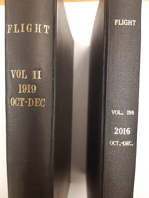 Flight 1919 and 2016