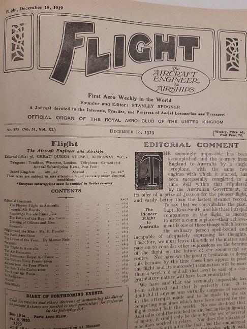 Flight 1919