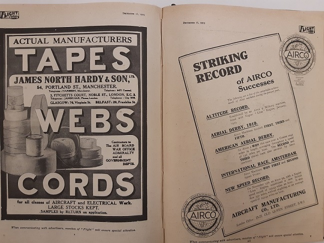 ads 100 years ago