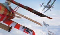 Red Baron – Legend of the skies