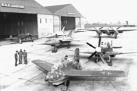 Early Cosford