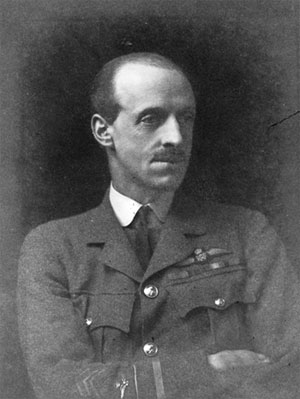 Sir Frederick Sykes, Controller-General of Civil Aviation in 1918