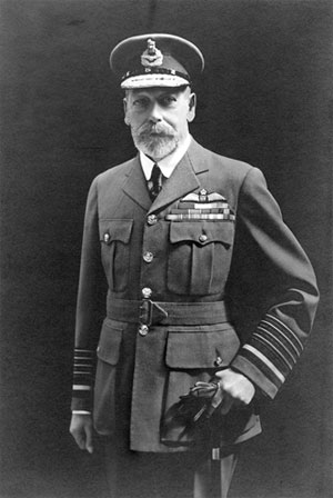 His Majesty, King George V
