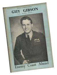 Guy Gibson's book, Enemy Coast Ahead