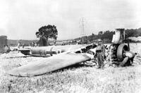 Dornier Do 17 of 9/KG76 shot down on 18 August
