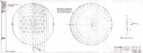 Spherical bouncing bomb diagram
