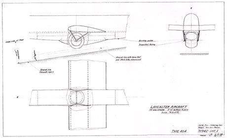 Lancaster modifications diagram
