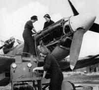 WAAF Flight Mechanics
