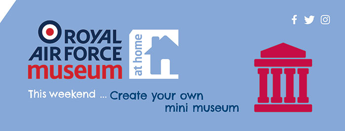 This weekend create your own mini museum