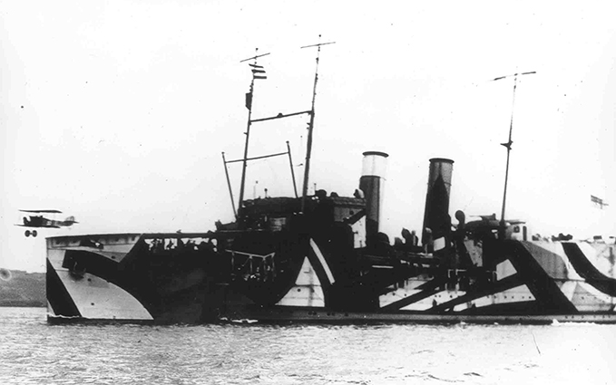 HMS Pegasus carrier