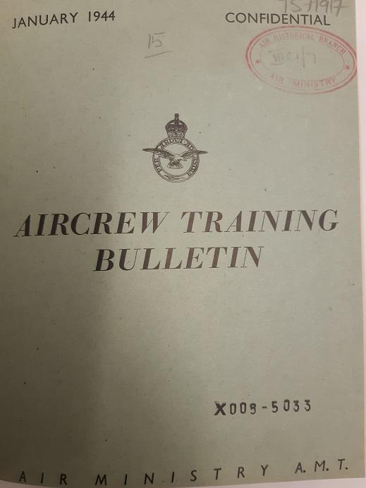 Aircrew Training Bulletin