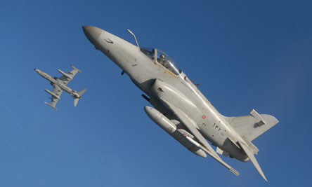BAe Hawks of the Royal Air Force of Oman