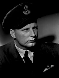 Flt Lt Roderick 'Babe' Learoyd of 49 Squadron was awarded the Victoria Cross for his bravery during an attack on the Dortmund-Ems Canal on 12 August 1940. The raid put the canal out of action for ten days and seriously impeded the movement of invasion barges to the coast.