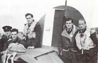 Pilots of No. 601 Squadron