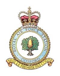 RAF Cosford Crest