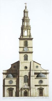 St. Clement Danes © Andrew Ingamells