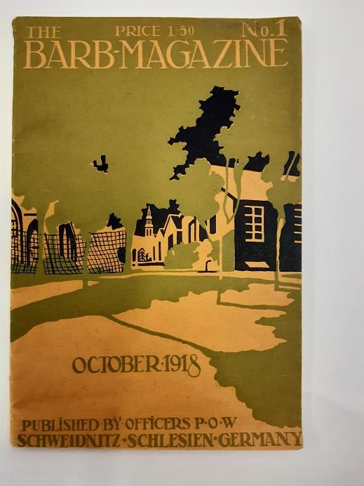 Barb magazine, October 1918