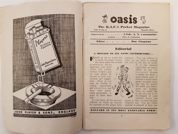 Oasis 2