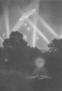 The Zeppelin at Wigborough
