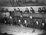 Women didn't fly in combat in the Battle of Britain, but they ferried aircraft and ran the control system which ultimately resulted in victory. This podcast tells that story