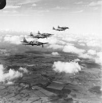 Fairey Battles - Battle of Britain bomber aircraft