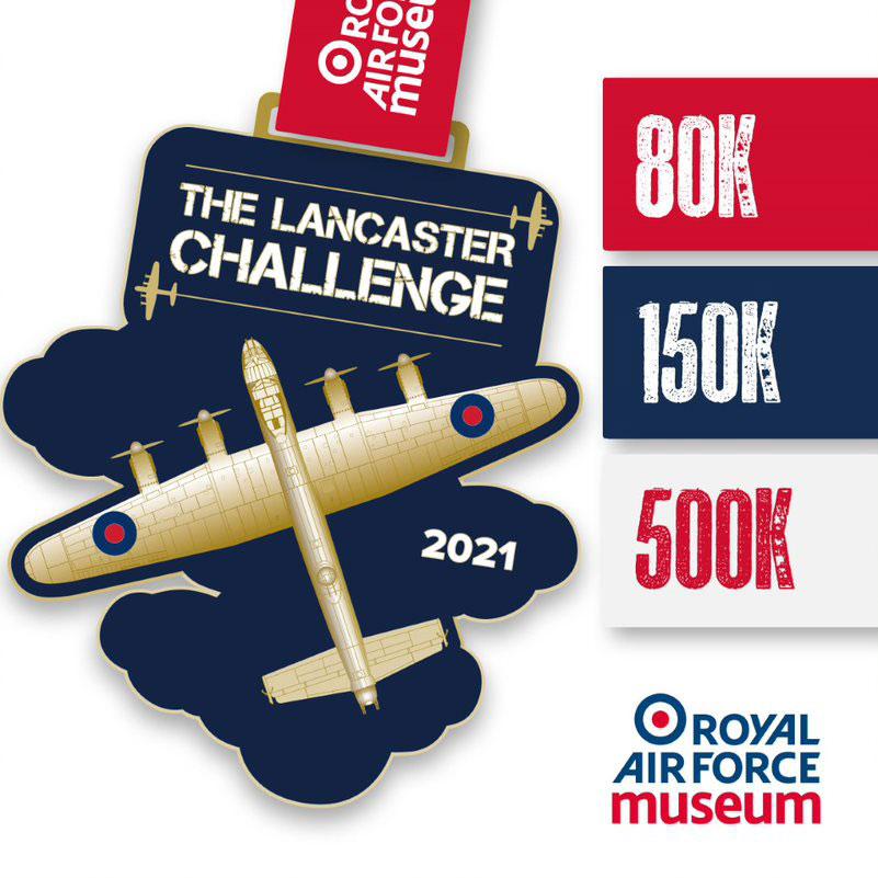 The Lancaster Challenge Medal