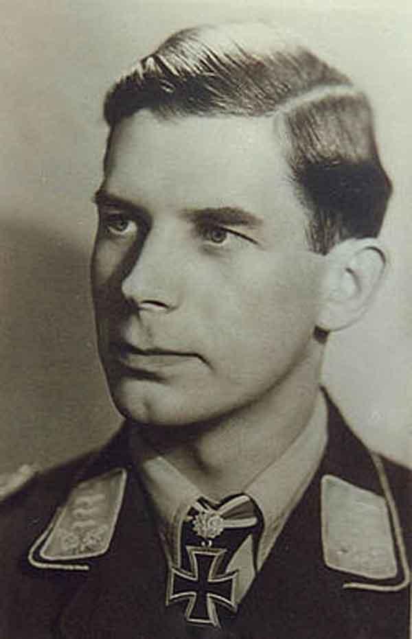 Luftwaffe night-fighter ace Oblt Heinz Rökker brought down Werewolf and her crew. This was the twentieth of his 64 victories.
