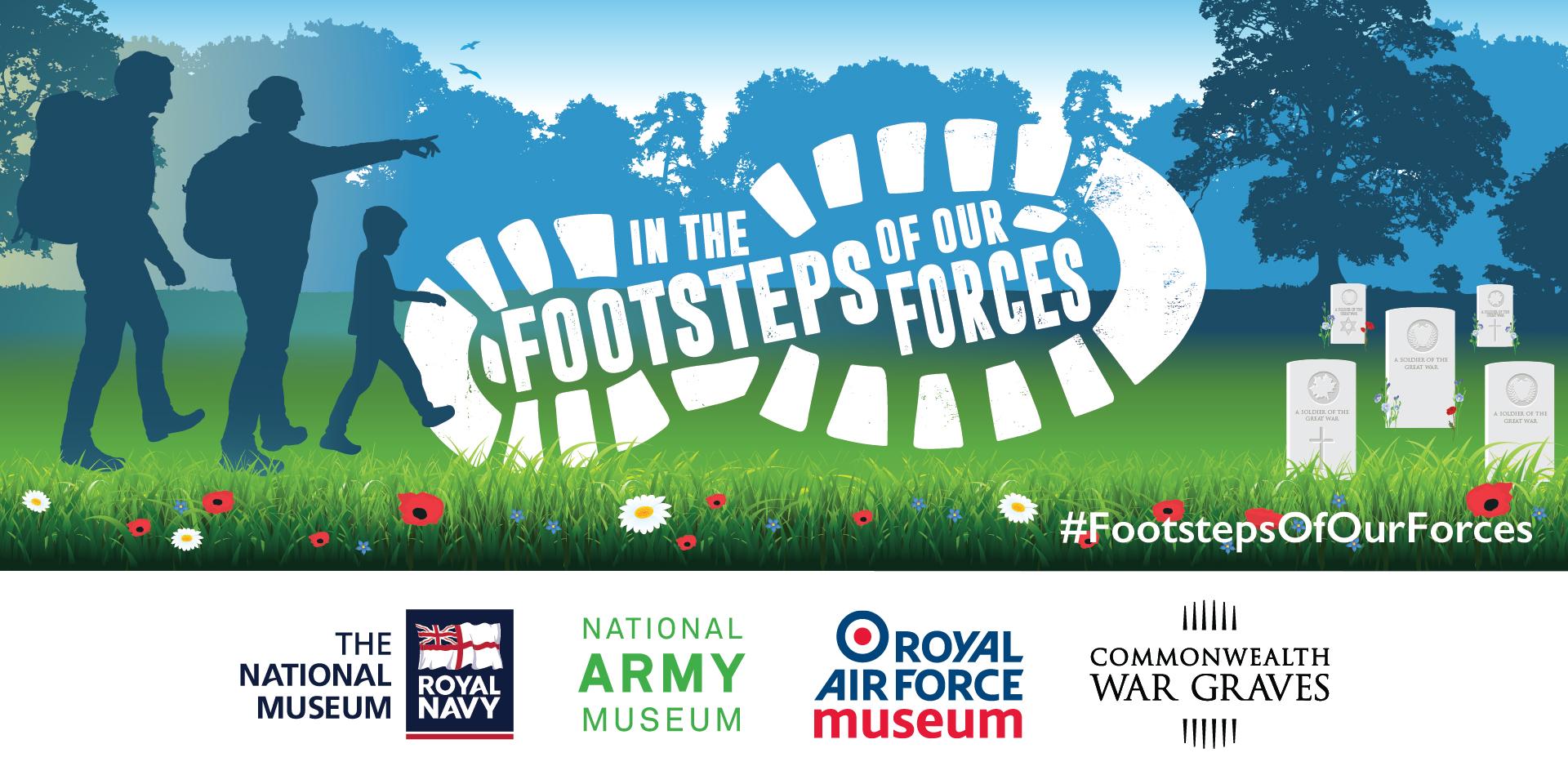 RAFM597 Footsteps Digital Banners V5