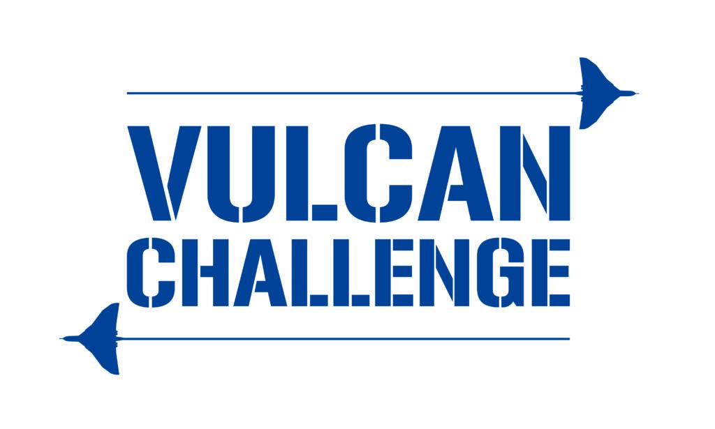 Vulcan Challenge Logo 2021 Colour