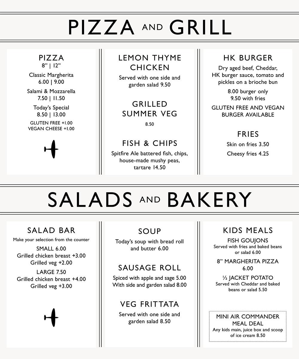 Hendon Kitchen - Food Thursday to Sunday