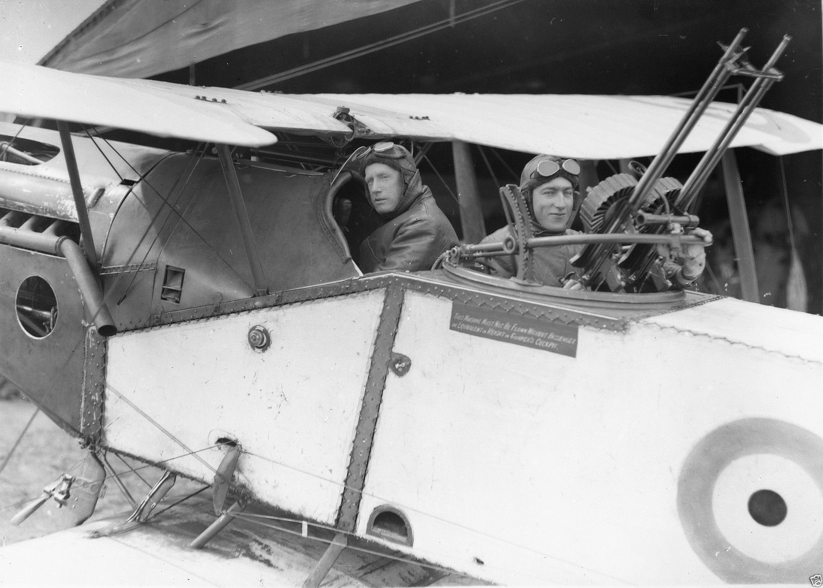 Australian Flying Corps circa 1918