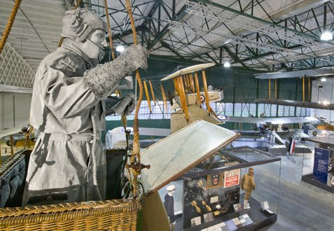 Opening times | Plan your day | Cosford | RAF Museum