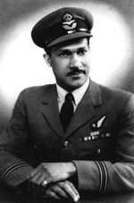 Flight Lieutenant John J Blair