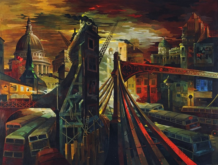 Walter Nessler Premonition, 1937.